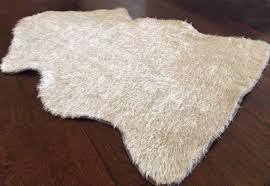 Sherpa Rug Decor Fur Rug Faux Fur Sheepskin Rug Sheep Skin Rug