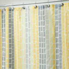 living room stunning yellow and grey curtains ideas for best