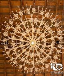 Grapevine Chandelier Chandelier Rentals By Intelligent Lighting Design Intelligent