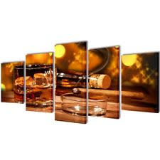 Wall Decor Canvas Wall Art Painting Metal Decor Decals Canvas Ebay