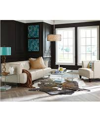 alessia leather sofa living room furniture collection furniture