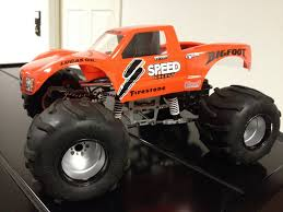 bigfoot summit monster truck new king krunch vicor bigfoot summit bigfoot speed energy bigfoot