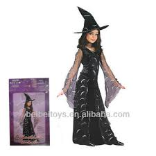 Girls Witch Halloween Costumes Kids Celestial Witch Costume Halloween Costume Party Toys