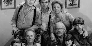 waltons thanksgiving reunion earl hamner jr creator of u0027waltons u0027 tv show dies at 92