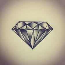 Tattoos Shading Ideas Diamond Tattoo Sketch Drawing By Ranz Pinterest Diamond