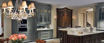 French Chateau Style French Chateau Showcase Kitchens