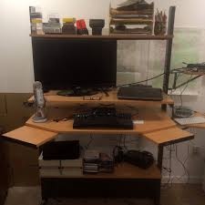 Stand Desk Ikea by Joe U0027s Personal Blog Ikea Jerker Shrine Standing Desk Conversion