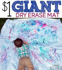 1 giant dry erase mat kid u0026 toddler activity