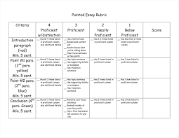 brochure rubric template brochure template for students best sles templates follow your