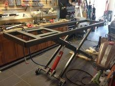 motorcycle lift table plans motorcycle lift table homemade motorcycle lift table fabricated