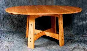 arts and crafts table for new arts crafts movement dining tables coffee tables side l