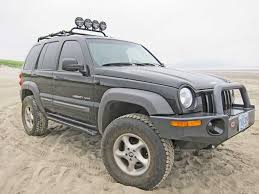 jeep liberty light bar jeep liberty roof rack 2002 14 jeep liberty roof rack