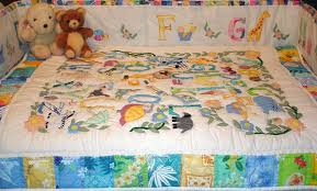 Surfer Crib Bedding Hawaiian Crib Made Quilts