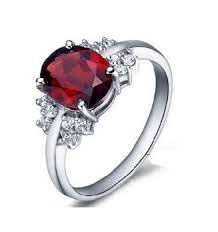 garnet engagement ring choosing a garnet wedding or engagement ring for the of your