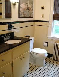 black bathroom tiles ideas 35 vintage black and white bathroom tile ideas and pictures