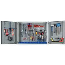 wall mounted tool cabinet wall mounted tool cabinets pandae workshop