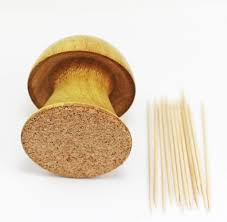 Toothpick Holders Tooth Pick Holder In Shape Of A Mushroom Wood Turning Projects