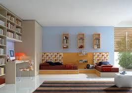 modern bedroom design teenage girl white sofa gray cream rug bed cream fabric chair modern bedroom orange green interior black side bedroom designs small rooms wall