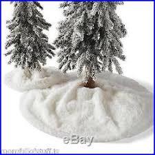 creative decoration white tree skirts seasons designs 20