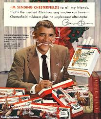 obama for chesterfield cigarettes pictures freaking news