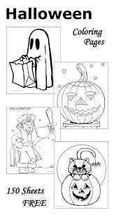 coloring pages coloring pages for halloween printable coloring