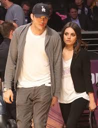 ashton kutcher and mila kunis leaving together together com