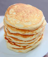 cuisiner pour une personne la cuisine de bernard pancakes