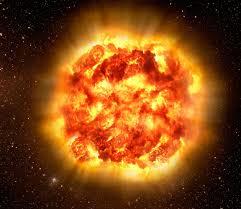 the sun explode