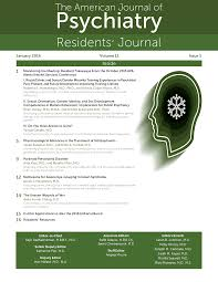 american journal of psychiatry residents u0027 journal