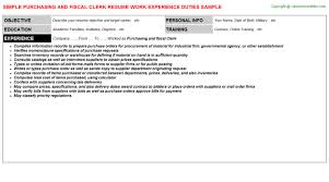 Purchasing Assistant Resume Sample by Purchasing Assistant Resumes Ecordura Com