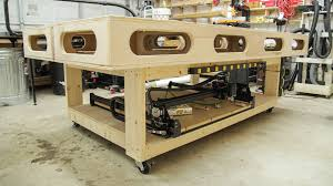 Woodworking Workbench Height by Modified Paulk Workbench 25 Workbenches Pinterest Paulk
