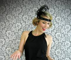 flapper headband diy 30 headpieces for and easy costumes thegoodstuff