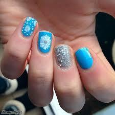 689 best blue art for nails images on pinterest blue art