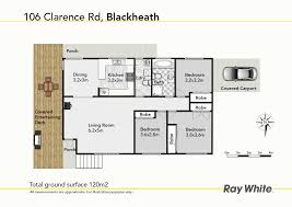 Clarence House Floor Plan 106 Clarence Road Blackheath Nsw 2785 Sold Realestateview
