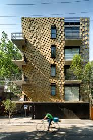 apartment buildings that break the pattern with their memorable