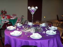 images about banquet table setting on pastor anniversary