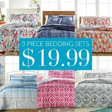 macy bedding sets 3 piece macy s comforter sets 19 99 perfect for college