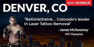 best tattoo removal denver colorado rethink the ink