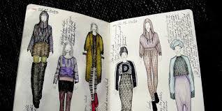 fashion sketchbook drawings u0026 annotation sketchbook pinterest