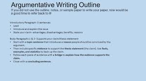 Thesis Sentences Revising Vs Editing W Can I Develop And Strengthen My Writing By