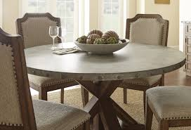 zinc top round dining table interior winsome best round dining tables 12 39131 best round