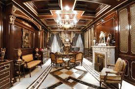 luxury office full decoratión and furnishing project for luxury