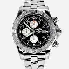 bentley breitling diamond breitling super avenger diamond bezel a13370 neofashion