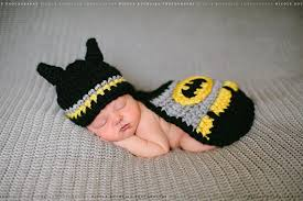 Boys Batman Halloween Costume Batman Crochet Bat Baby Superhero Halloween Costume