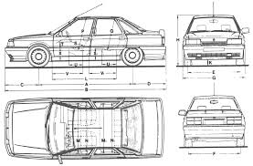 renault 21 renault 21 blueprint download free blueprint for 3d modeling