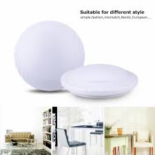 round 18w led ceiling down light lamp fixture recessed bedroom