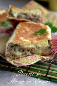 cuisiner des crepes crepes turques a la viande hachée gozleme amour de cuisine