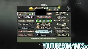 tutorial hack mw3 xbox 360 ps3 mw3 hack prestige 15 ou 20 lvl 80 500 youtube