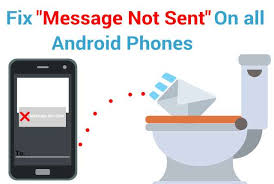 messages not downloading android how to fix message not sent on android phones all networks