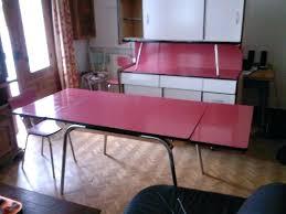 set de cuisine retro table de cuisine vintage jaol me